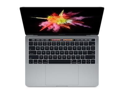 "APPLE MacBook Pro 13"" Retina m/Touch Bar Space Gray, Dual-core i7 3.3GHz, 16GB, 512GB PCIe SSD, US keboard (Z0TV-PMK-MNQF2H/A)"