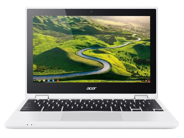 "ACER Chromebook CB5-132T 11,6"" HD touch Celeron N3160 Quad Core, 4GB RAM, 64GB SSD, Google Chrome OS (NX.G54ED.018)"