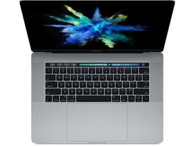 "APPLE MacBook Pro 15"" Retina m/Touch Bar Stellargrå,  Quad-core i7 2.6GHz, 16GB, 512GB PCIe SSD, Radeon Pro 450 (Z0SG-D-MLH32H/A)"
