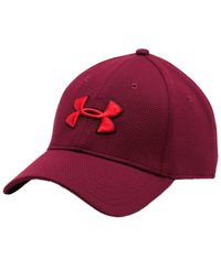Under Armour Blitzing II - Caps - Maroon