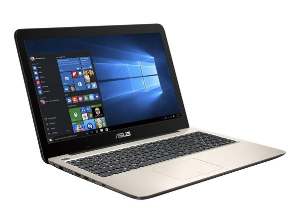 "ASUS X556UA 15.6"" HD matt Core i7-7500U, 8GB RAM, 1TB HDD, DVD±RW, Windows 10 Home (X556UA-XO791T_FFE)"