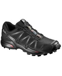 Salomon Speedcross 4 - Sko - Svart (L38313000)