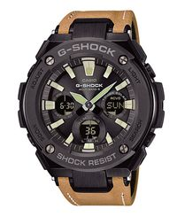 CASIO G-Shock Steel Black - Klokke - Camel