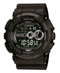 CASIO G-Shock GD-100 - Klokke - Svart