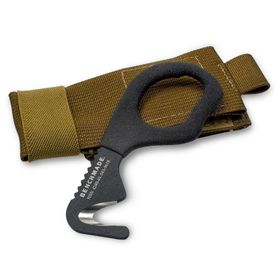 Safety Cutter 7 Coyote Sheat - Hook
