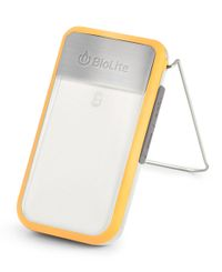 BioLite Powerlight Mini - Nødlader/ Lys - Oransje (38510017)