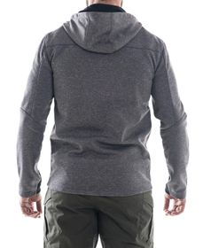Cirrus Technical Fleece - Jakke - Grå