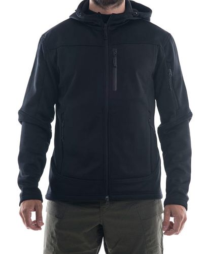Condor Cirrus Technical Fleece - Jakke - Svart (101136-002)