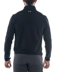 Under Armour Threadborne Fitted 1/4 Zip - Trøye - Svart (1290270-001)