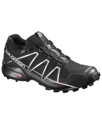 Salomon Speedcross 4 GTX - Sko - Svart