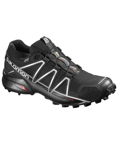 Salomon Speedcross 4 GTX - Sko - Svart (L38318100)