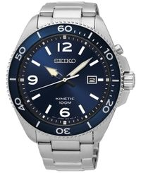 SEIKO Mens Kinetic SKA745P1 - Klokke (SKA745P1)