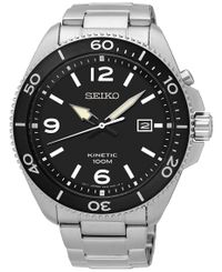 SEIKO Mens Kinetic SKA747P1 - Klokke (SKA747P1)