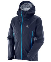Salomon X Alp 3L - Jakke - Night Sky (L39733400)