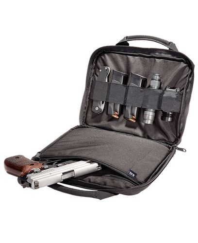 5.11 Tactical Single Pistol Case - Veske - Svart (58724-019)