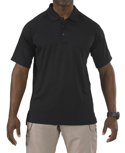 5.11 Tactical Performance - Polo - Svart (71049-019-S)