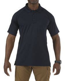 5.11 Tactical Performance - Polo - Marineblå (71049-724-L)