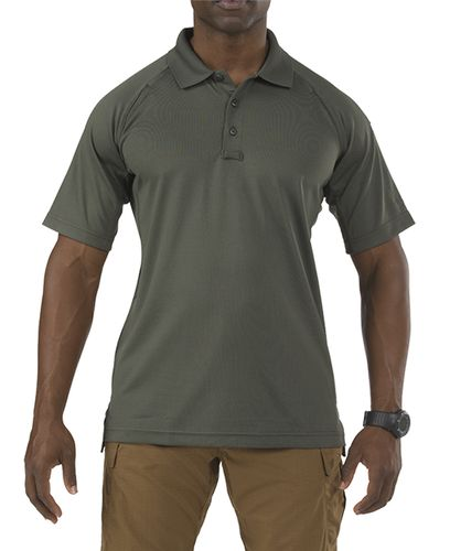 5.11 Tactical Performance - Polo - TDU Green (71049-190-S)