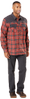 5.11 Tactical Endeavor Flannel - Skjorte - Oxide Red Plaid (72468-484-S)