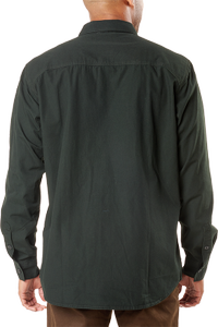 5.11 Tactical Expedition LS - Skjorte - SW Oil Green (72466-247-XL)