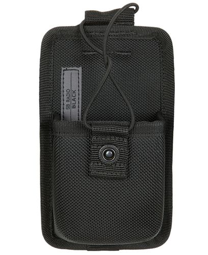 5.11 Tactical SB Radio Pouch - Molle - Svart (56247-019)