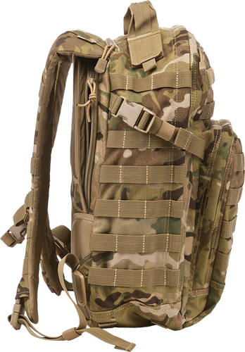 5.11 Tactical Rush 24L - Sekk - Multicam (56954-169)