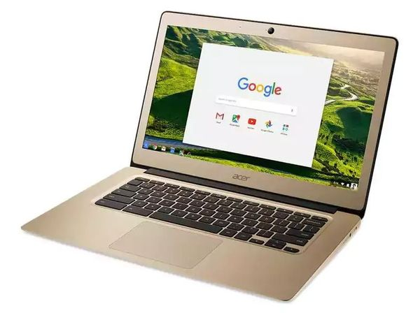 "ACER Chromebook CB3-431 14,0"" Full HD Celeron N3160 Quad Core, 4GB RAM, 64GB SSD, Google Chrome OS (NX.GJEED.021)"