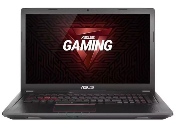 "ASUS FX753VE 17.3"" Full HD matt GeForce GTX1050Ti, Core i7-7700HQ, 8GB RAM,128GB SSD,1TB HDD, Windows 10 Home (FX753VE-GC092T)"