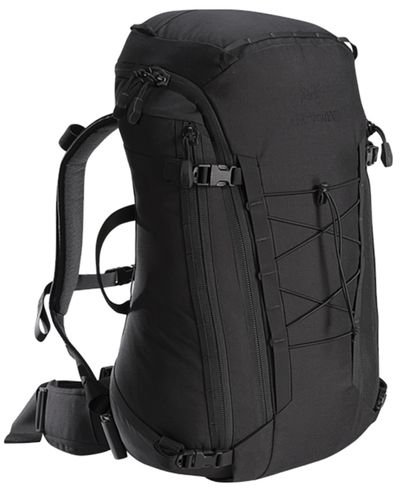 ARCTERYX Leaf Assault Pack 45L - Sekk - Svart (17725-BL)