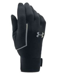 Under Armour No Breaks Liner - Hansker - Svart