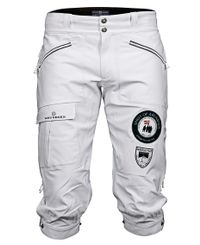 Amundsen Sports Peak - Knickerbockers - Hvit