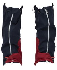 Amundsen Sports Peak Slim - Gaiter - Marineblå