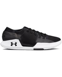 Under Armour Speedform Amp 2.0 - Sko - Svart
