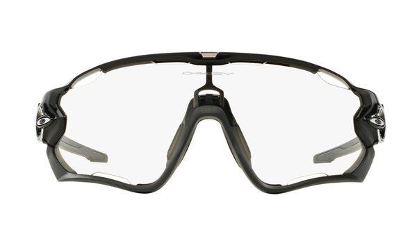 Oakley Jawbreaker Polished Black - Sportsbriller - Photochromic (OO9290-14)