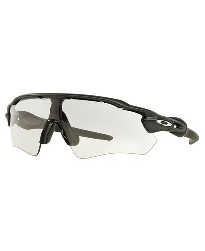 Oakley Radar EV Steel - Sportsbriller - Photochromic (OO9208-13)