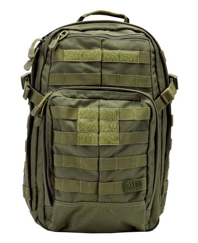 5.11 Tactical Rush12 - Sekk - Olivengrønn (56892-188)