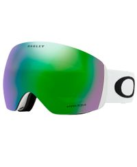 Oakley Flight Deck White - Goggles - Prizm Jade