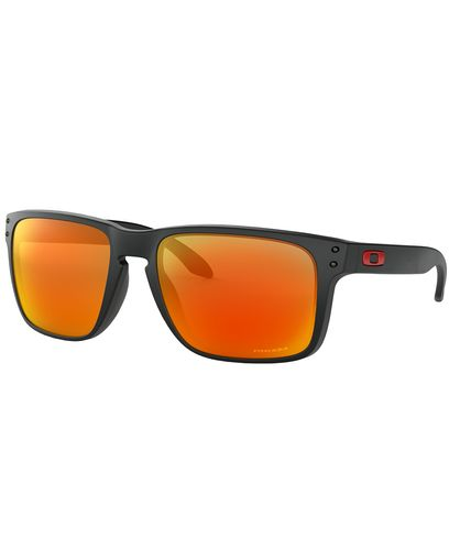 Oakley Holbrook XL Polished Black - Solbriller - Prizm Ruby (OO9417-0459)