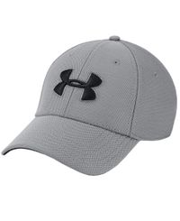 Under Armour Blitzing 3.0 - Caps - Grå (1305036-040)