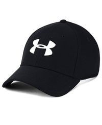 Under Armour Blitzing 3.0 - Caps - Svart. (1305036-001)