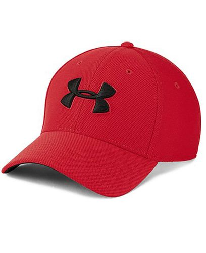Under Armour Blitzing 3.0 - Caps - Rød (1305036-600)
