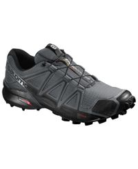 Salomon Speedcross 4 - Sko - Grå