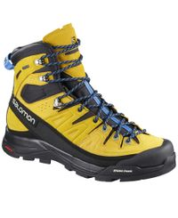 Salomon X Alp High Ltr GTX - Sko - Gul