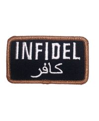 MILRAB INFIDEL - Patch