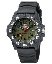LUMINOX Carbon SEAL 3813 - Klokke