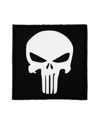 MILRAB PVC Punisher 7x7cm - Patch (MRABPVC-PU)