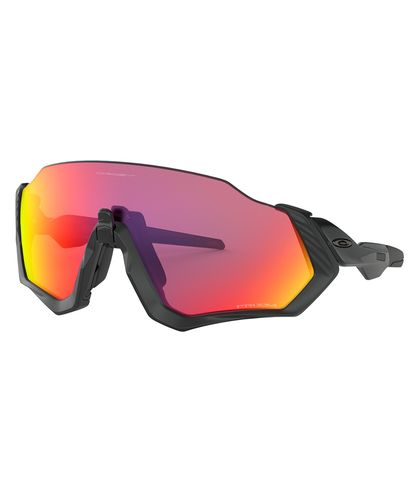 Oakley Flight Jacket Polished Black - Sportsbriller - Prizm Road (OO9401-01)