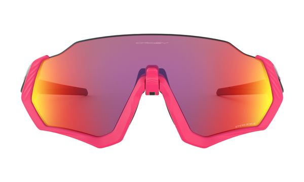 Oakley Flight Jacket Neon Pink - Sportsbriller - Prizm Road (OO9401-06)