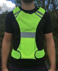 MILRAB Original Safety - Refleksvest