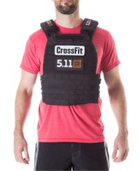 5.11 Tactical Crossfit 2018 Ed TacTec - Vest - Svart